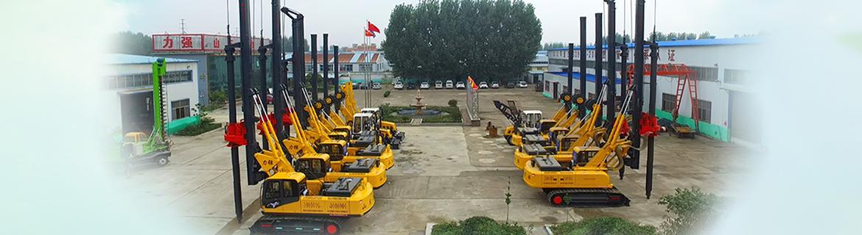 LD-360°山东滕州轮式旋挖钻机图片展示