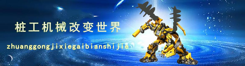 山东旋挖机系列产品LD-履带式长螺旋打桩机图片展示