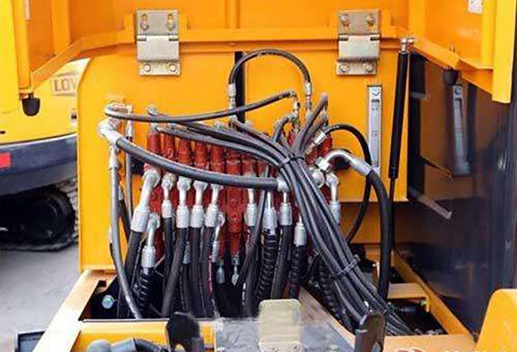 旋挖机液压系统