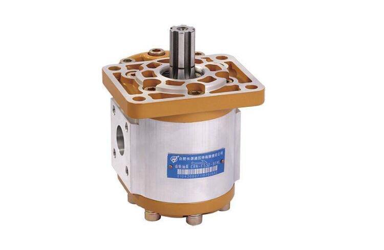 齿轮泵图片