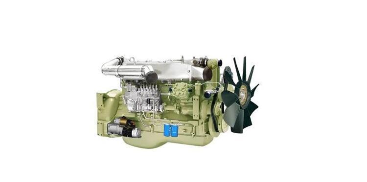 液压旋挖机柴油机图片