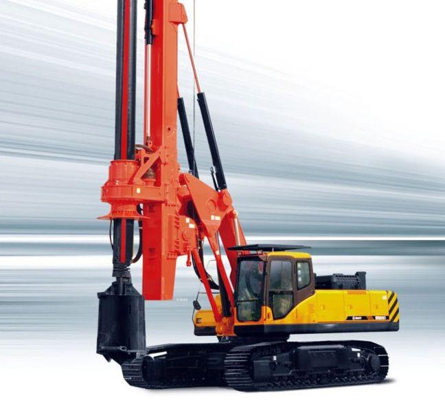 旋挖钻机钻杆的使用方法讲解