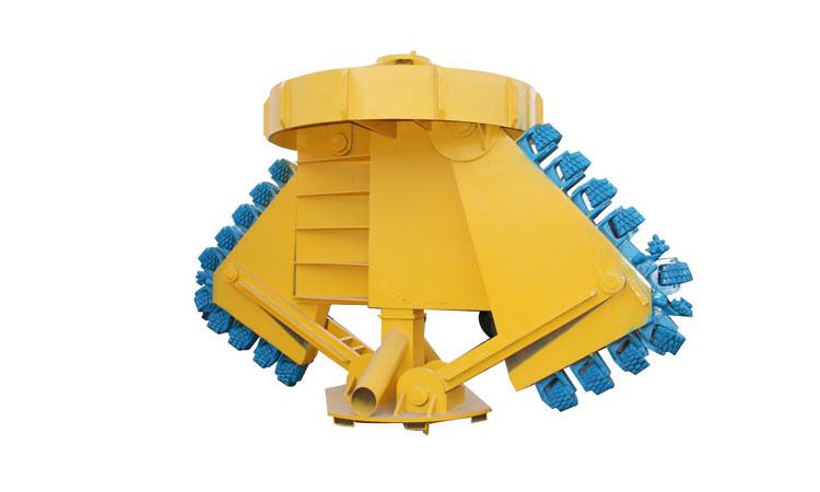 旋挖机常用的扩底钻头